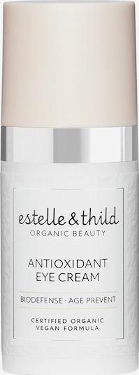 estelle & thild Augencreme 'Antioxidant' in weiß, Produktansicht