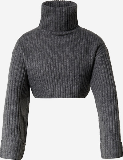 Gina Tricot Sweater 'River' in Dark grey, Item view