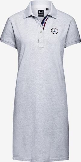 CODE-ZERO Polokleid 'St Barth' Polokleid Damen in grau, Produktansicht