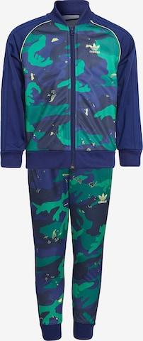 ADIDAS ORIGINALS Sweat suit in Blue