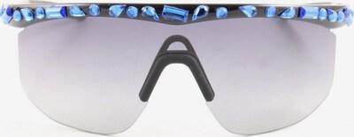 PATRIZIA PEPE eckige Sonnenbrille in One Size in blau / schwarz, Produktansicht
