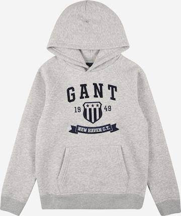 GANTSweater majica - siva boja