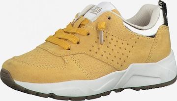 s.Oliver Sneaker in Gelb