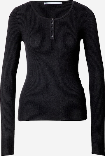 ONLY Sweter 'JILL' w kolorze czarnym, Podgląd produktu
