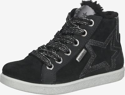 Bama Stiefel in dunkelgrau / schwarz / weiß, Produktansicht