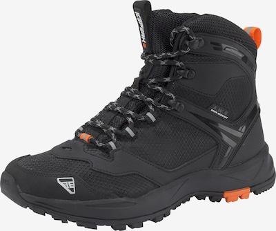 ICEPEAK Boots in grau / orange / schwarz, Produktansicht