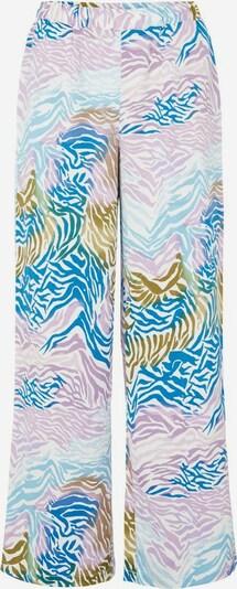 Y.A.S Hose 'YASKENYA' in blau / oliv / pink / weiß, Produktansicht