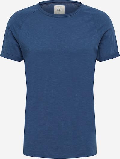 Redefined Rebel T-Shirt 'Kas' in blau, Produktansicht