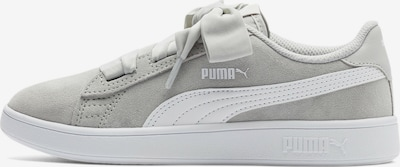 PUMA Sneaker 'Smash v2 Ribbon AC' in grau / weiß, Produktansicht