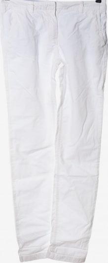 TOMMY HILFIGER Stoffhose in M in weiß, Produktansicht