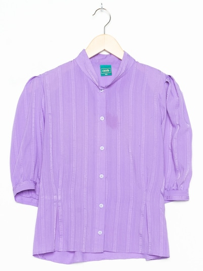 Canda Bluse in M in lila, Produktansicht