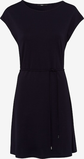 zero Jerseykleid in nachtblau: Frontalansicht