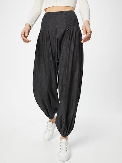 PULZ Jeans Džíny 'Jill' - černá džínovina, Model/ka