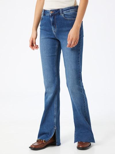 PIECES Jeans 'Kamelia' in blue denim: Frontalansicht