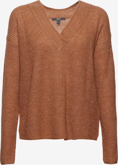 Esprit Collection Sweatshirt in braun, Produktansicht