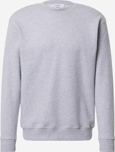 DAN FOX APPAREL Sweatshirt 'Denny' in graumeliert, Produktansicht
