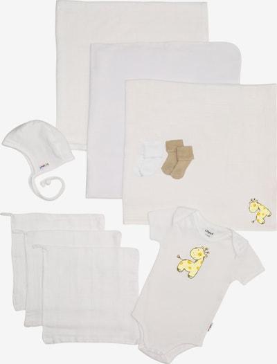 LILIPUT Erstausstattungs-Set 'Giraffe' in weiß, Produktansicht