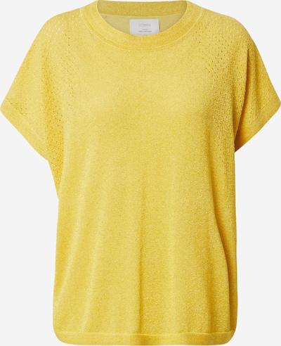 NÜMPH Shirt 'Nucarlin Darlene' in de kleur Geel, Productweergave