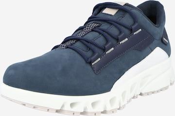 ECCO Sneaker in Blau