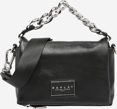 REPLAY Τσάντα χειρός σε μαύρο, Άποψη προϊόντος