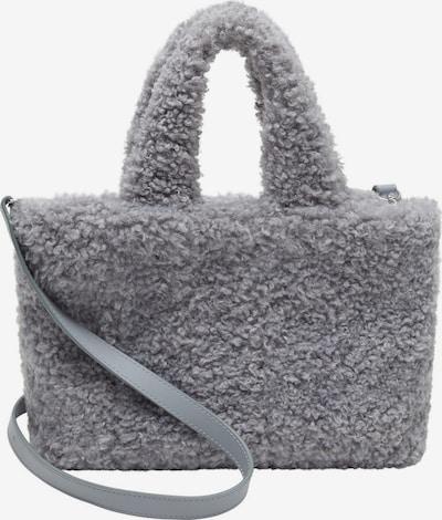 MANGO Ručna torbica u siva, Pregled proizvoda