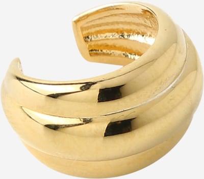 Orelia Pendientes 'Voluminous' en oro, Vista del producto