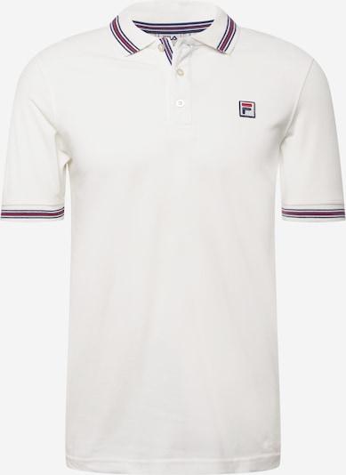 Tricou 'MATCHO' FILA pe bleumarin / roșu / alb / alb lână, Vizualizare produs