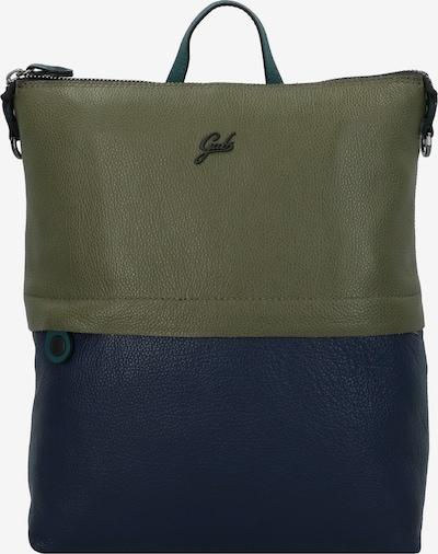 Gabs Sac à dos en bleu foncé / vert foncé, Vue avec produit