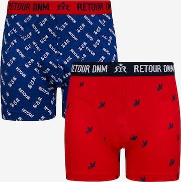 Retour Jeans Boxershorts 'Ferdi' in Blau