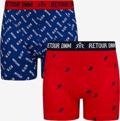 Retour Jeans Underpants 'Ferdi' in Blue / Red / Black / White, Item view