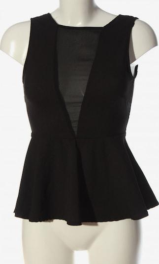 Vera & Lucy ärmellose Bluse in M in schwarz, Produktansicht