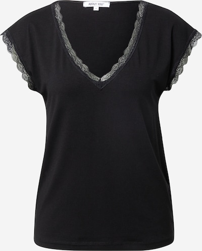 ABOUT YOU Shirt 'Therese ' in schwarz, Produktansicht