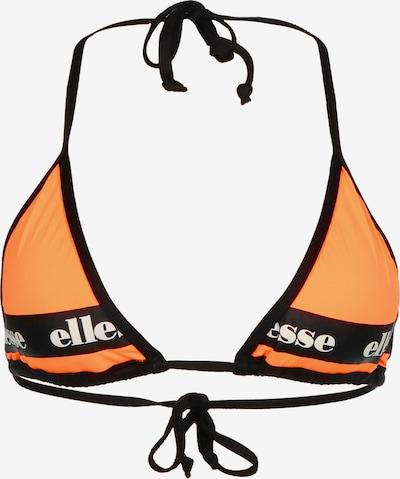 ELLESSE Bikini Oberteil ' Mhiaro ' in orange / schwarz, Produktansicht