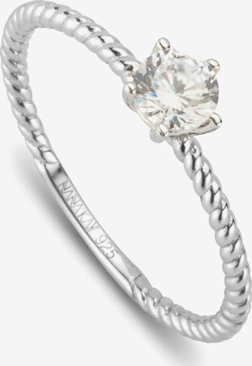 Nana Kay Ring 'Very Petite' in Silver / White, Item view