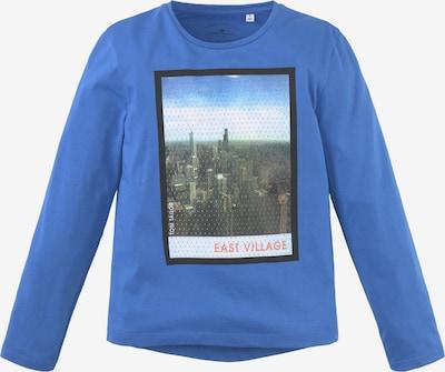 TOM TAILOR Shirt in de kleur Blauw, Productweergave