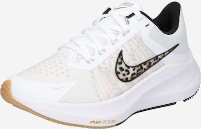 NIKE Sportsko 'ZOOM WINFLO 8 PRM' i beige / svart / vit, Produktvy