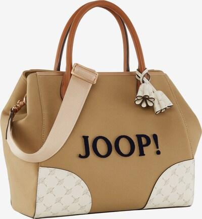 JOOP! Handtas 'Sono Myrrha' in de kleur Camel / Zwart, Productweergave