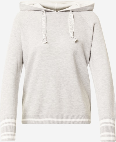 TAIFUN Sweater in Grey / White, Item view