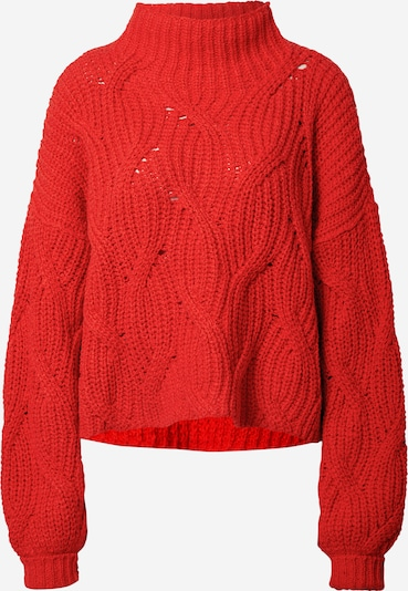 Free People Pullover in rot, Produktansicht