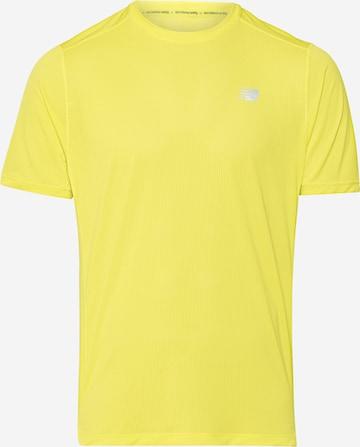 new balance Funktsionaalne särk, värv kollane
