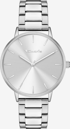 TAMARIS Digital Watch in Silver / White, Item view