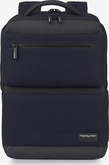 Hedgren Next Drive Businessrucksack RFID 40 cm Laptopfach in dunkelblau, Produktansicht