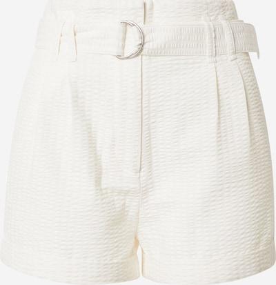 Pimkie Pantalon à pince en blanc, Vue avec produit