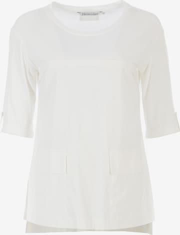 HELMIDGE Bluse in Weiß