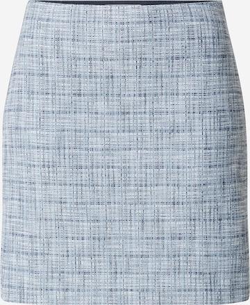 Club Monaco Skirt in Blue