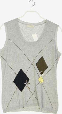 Hauber Top & Shirt in L in Grey