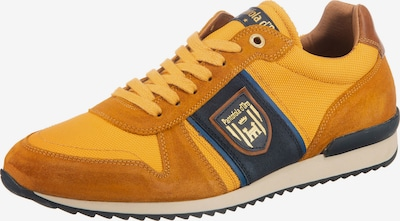 PANTOFOLA D'ORO Umito N Uomo Low Sneakers Low in gelb / curry, Produktansicht