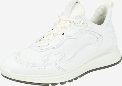 ECCO Ниски сникърси в бяло, Преглед на продукта