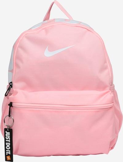 Nike Sportswear Plecak 'Brasilia JDI' w kolorze jasnoróżowy / białym, Podgląd produktu