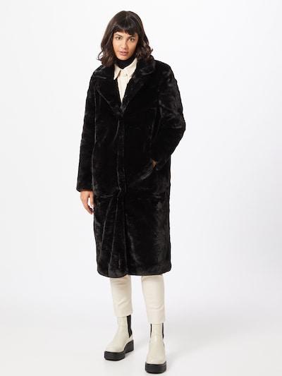 Žieminis paltas 'Frida' iš ONLY , spalva - juoda, Modelio vaizdas